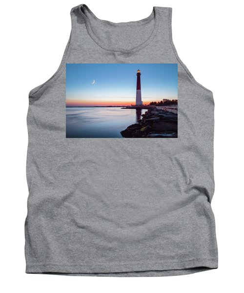 Tank Top featuring the photograph Daybreak At Barnegat by Eduard Moldoveanu
