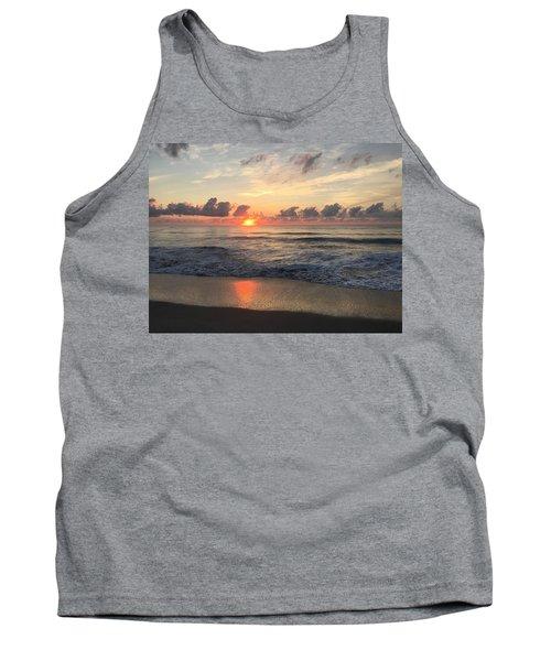 Daybreak At Cocoa Beach Tank Top