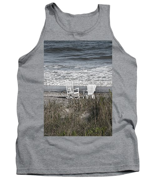 Daydreaming By The Sea  Tank Top