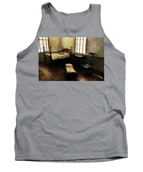 Days Of Old Tank Top by Jessica Brawley