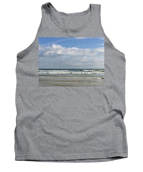 Daytona Beach 3 Tank Top