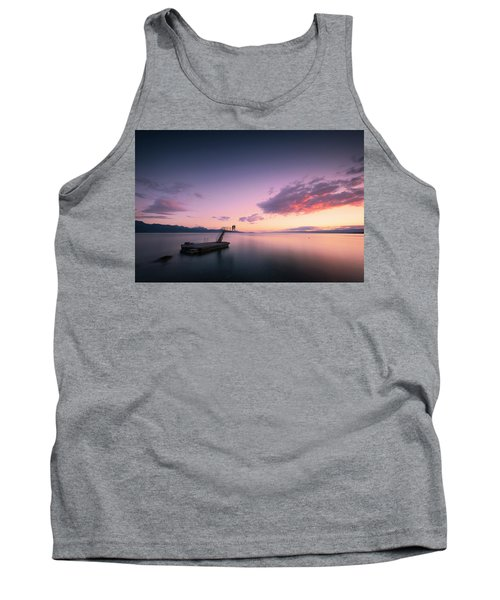 Dazzled By Happiness Tank Top