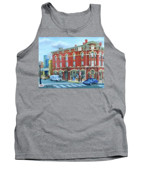 dDowntown Doylestown Tank Top