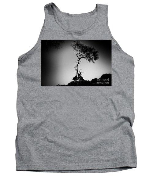 Dead Tree Bw Tank Top
