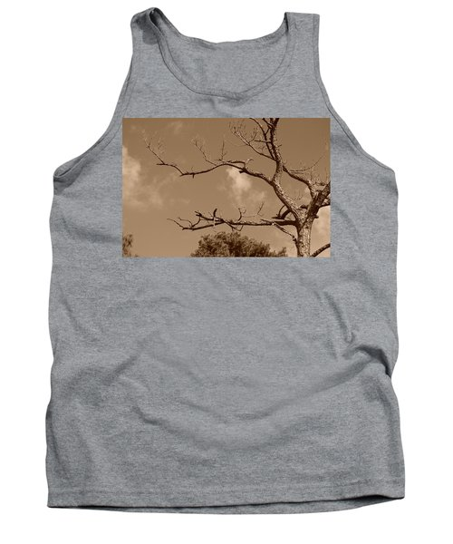Tank Top featuring the photograph Dead Wood by Rob Hans