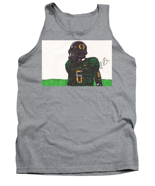 De'anthony Thomas 2 Tank Top by Jeremiah Colley