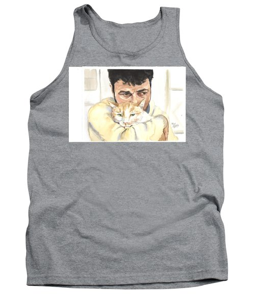 December Alaa And Ernesto Tank Top