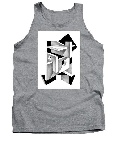 Decline And Fall 10 Tank Top