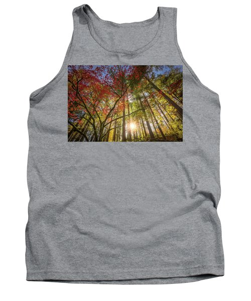 Decorated By Japanese Maple Tank Top