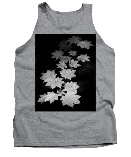 Deep Forest Maple Tank Top