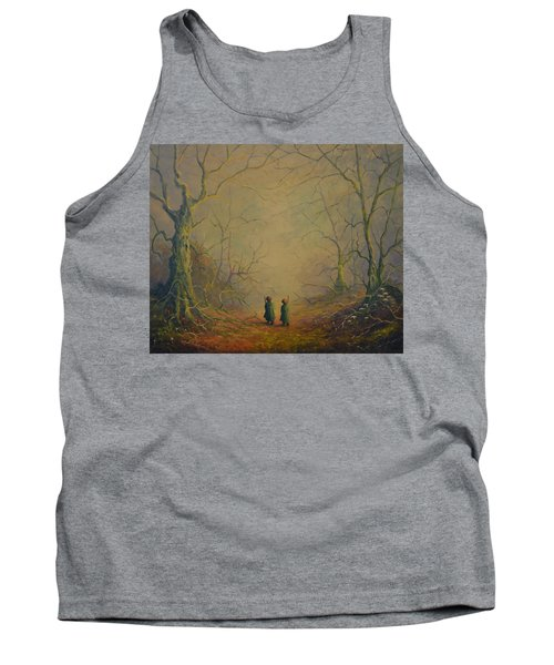 Deep Into The Forest Tank Top