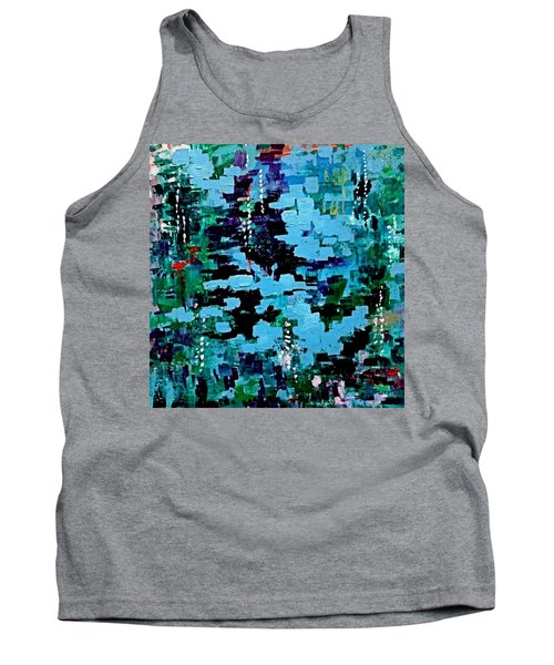 Deep Pool  Tank Top