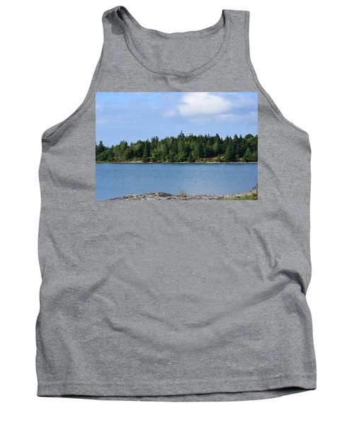 Deer Isle, Maine No. 5 Tank Top