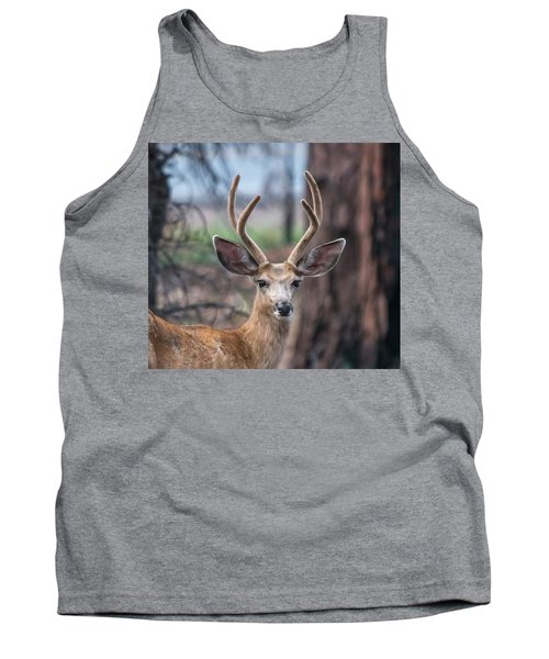 Deer Stare Tank Top