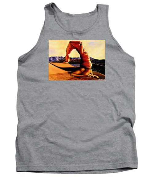 Delicate Arch Tank Top