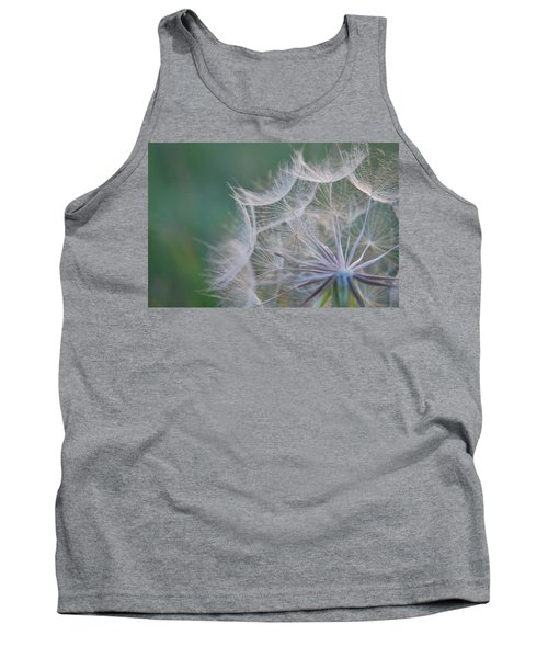 Tank Top featuring the photograph Delicate Seeds by Amee Cave