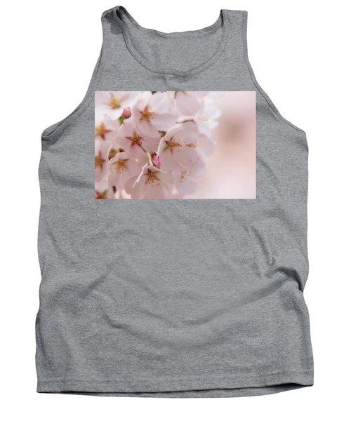 Delicate Spring Blooms Tank Top