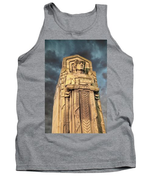 Delivery Truck Guardian Tank Top