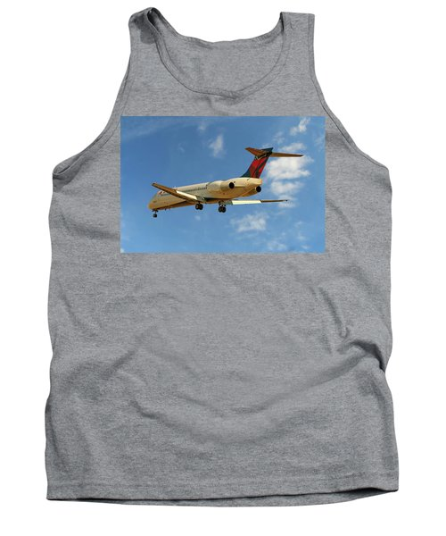 Delta Airlines Boeing 717-200 Tank Top