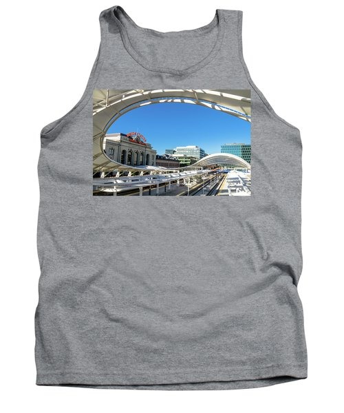 Denver Co Union Station Tank Top