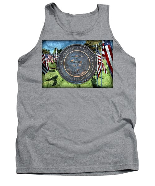 Department Of The Navy - United States Tank Top