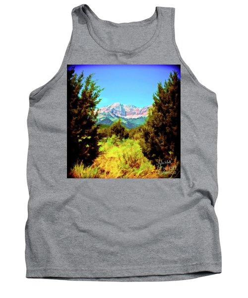 Deseret Peak Tank Top