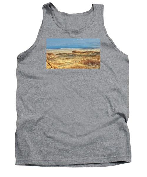 Desert And Dead Sea Tank Top