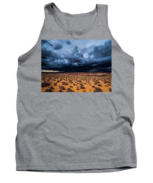 Desert Clouds Tank Top