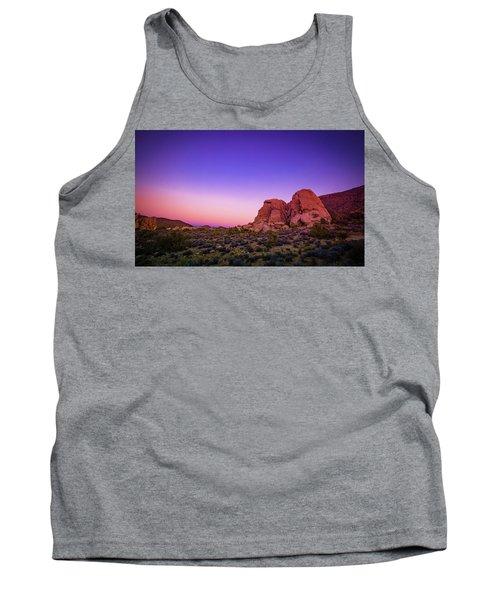 Desert Grape Rock Tank Top