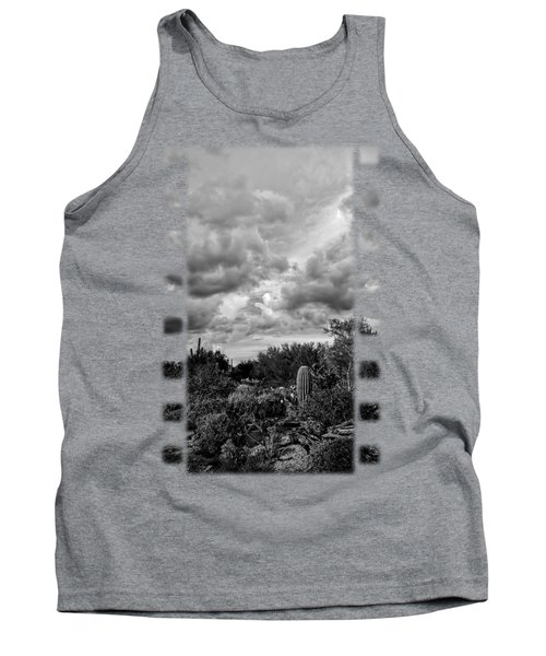 Desert In Clouds V15 Tank Top by Mark Myhaver