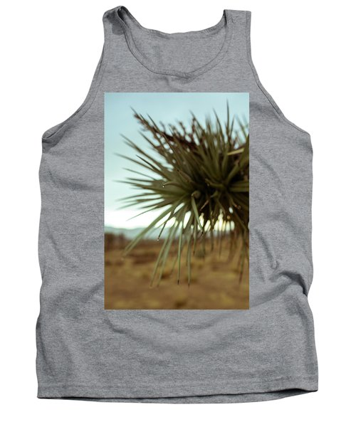 Desert Leaves Tank Top