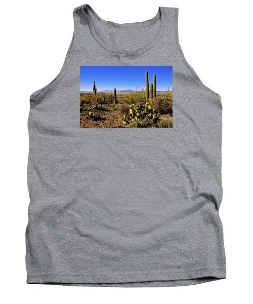 Desert Spring Tank Top by Chad Dutson