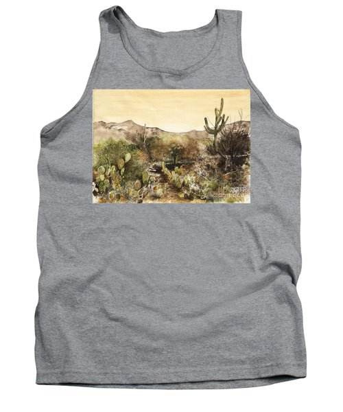 Desert Walk Tank Top