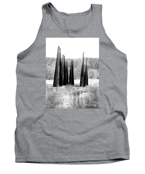 Designs Of The Future Tank Top by Marcia Lee Jones