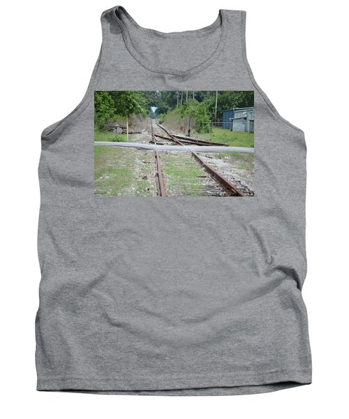 Desolate Rails Tank Top