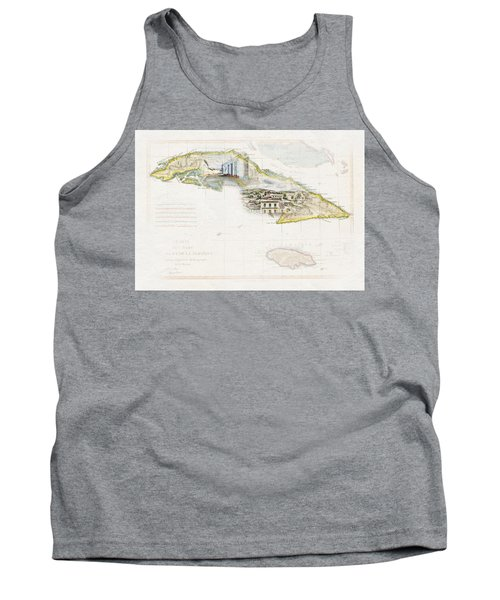 Destination Trinidad Tank Top