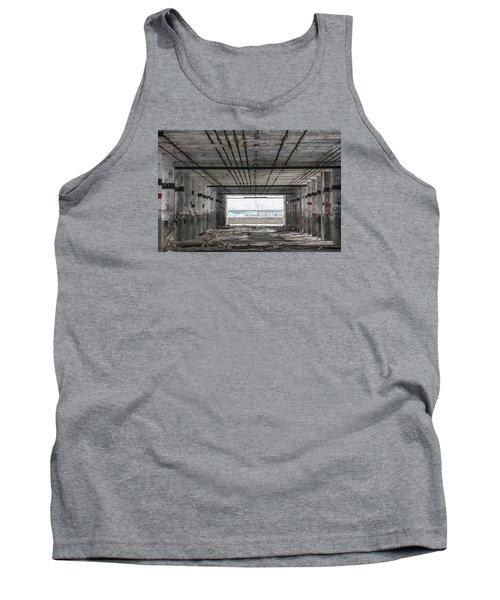Detroit Packard Plant  Tank Top