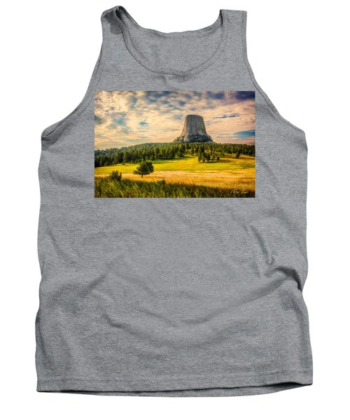 Devil's Tower - The Other Side Tank Top