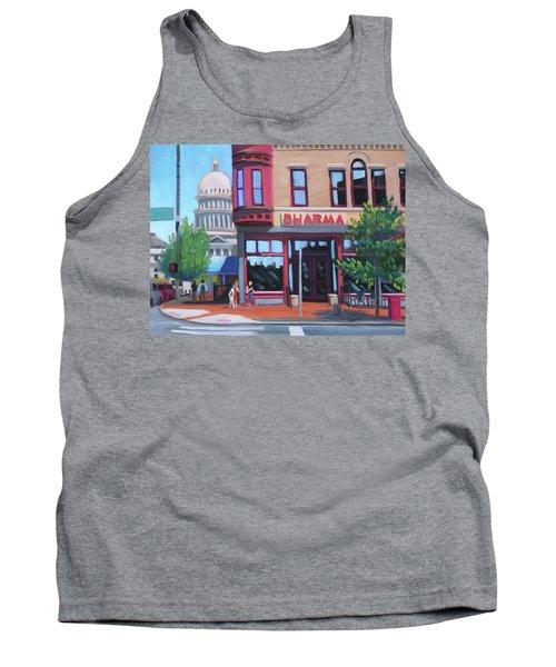 Dharma Building - Boise Tank Top