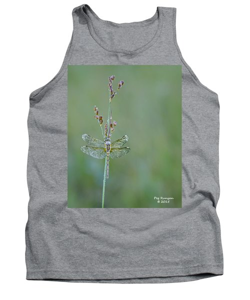 Diamond Dragonfly Tank Top