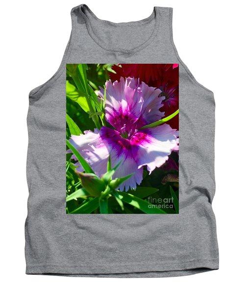 Dianthus Carnation Tank Top