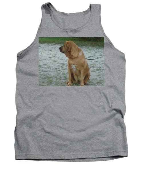 Did You Hear That? Tank Top by Val Oconnor