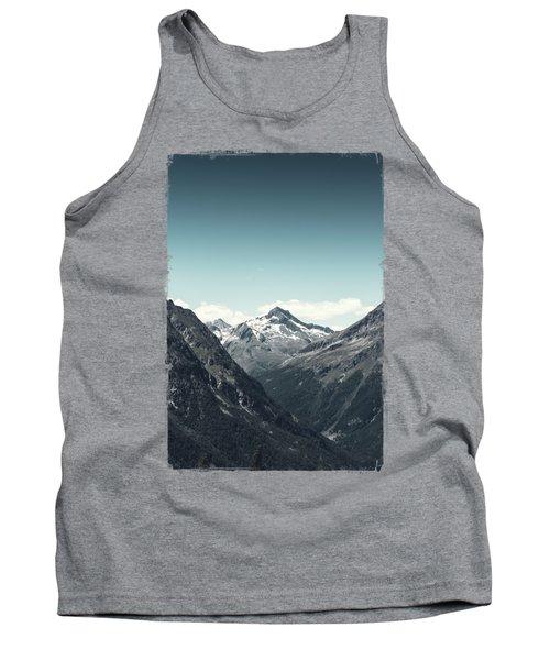 Distant Mountain Tank Top