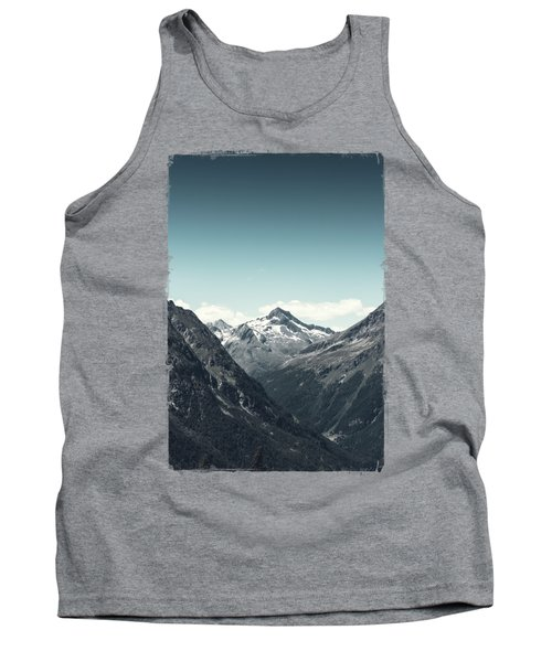 Distant Mountain Tank Top