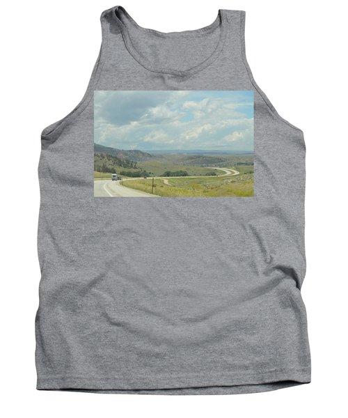 Distant Roads Tank Top