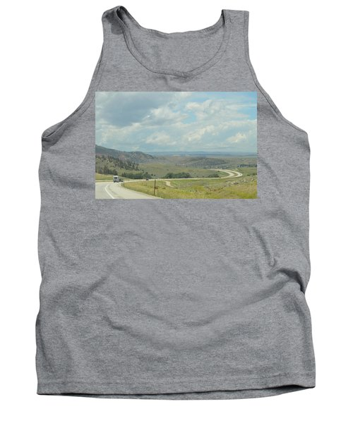 Distant Roads Tank Top