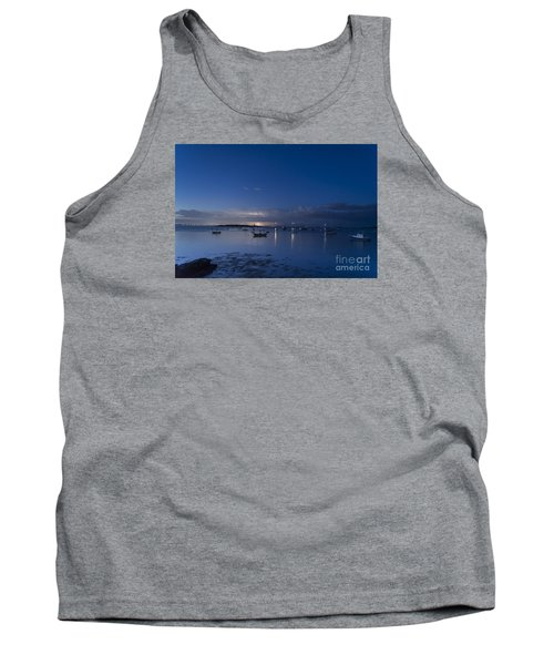 Distant Storm Tank Top by Patrick Fennell