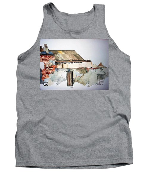 District 6 No 4 Tank Top