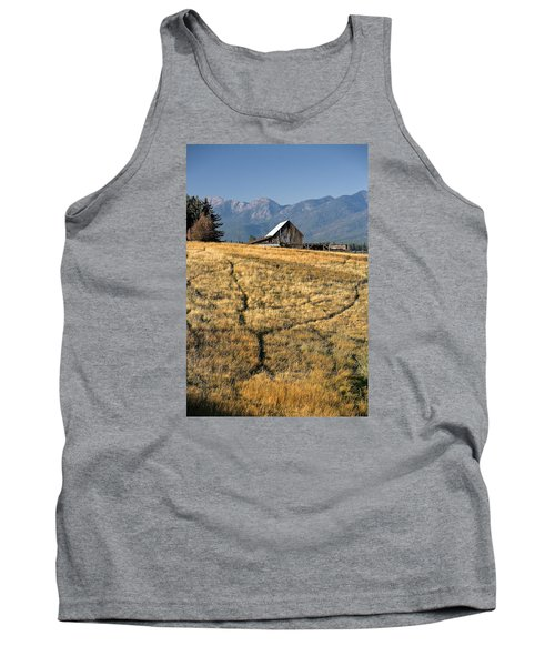 Divergence Tank Top by Lawrence Boothby
