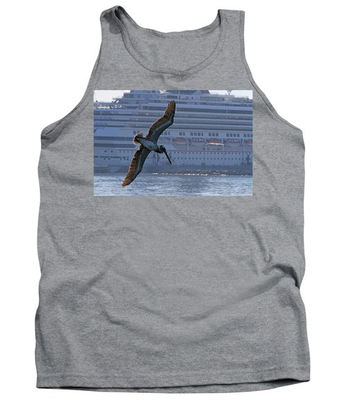 Diving For Breakfast Tank Top